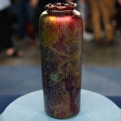 Weller Sicard Vase, ca. 1905