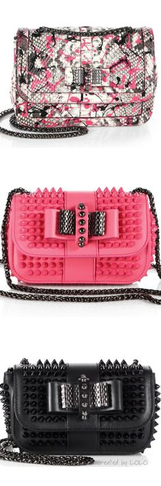 Christian Louboutin Sweet Charity Crossbody Bags | LOLO
