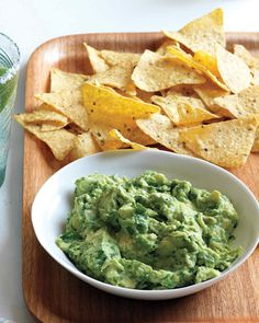 Customize your guacamole with chopped onion, tomato, jalapeno, chipotle in adobo, or garlic.