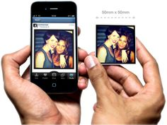 StickyGram - Your Instagrams as Magnets and Phone Cases