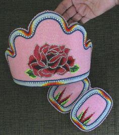 Shoshone Rose Princess Crown by Yahhazie