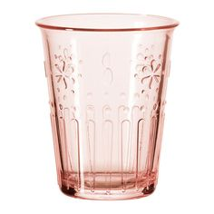 IKEA - KROKETT, Glass, Can be stacked inside one another to save space in your cabinets when not in use.