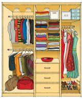How to gain more closet space - No Renovation Required