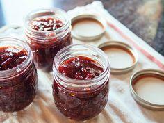 Balsamic Strawberry Jam recipe from @ballcanning Freshly Preserved Ideas