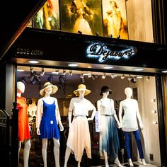 Shop the finest apparel, bask in the finest art... 223 E.60th Street #DejavuNYC #Luxury #DejavuArtGallery #UES #Fashion #FashionxArt