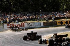 Fittipaldi 1972 England