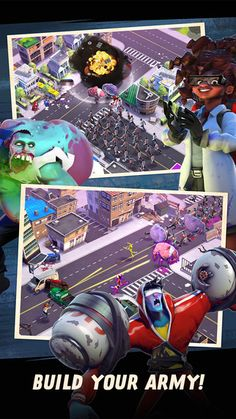 World Zombination by Proletariat Inc.
