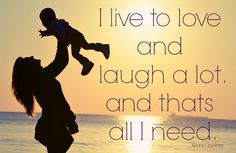 Quote that describes the life of a mom and single mom perfectly. - Nurture Her Nature