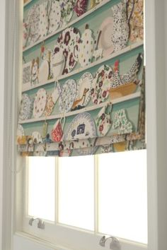 """The Dresser"" fabric. Emma Bridgewater collection - Sanderson"