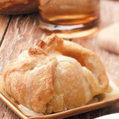 Glazed Apple Dumplings Recipe