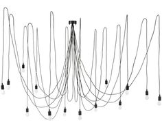 Von Individualisten für Individualisten: Das italienische Label Seletti ist für seine außergewöhnlichen Designs berühmt und beweist mit Pendelleuchte MAMAN wieder Kreativität und Stilgefühl auf ganzer Linie. Die Pendelleuchte mit 14 Leuchtmitteln können Sie ganz nach ihren Wünschen an der Decke befestigen. Unser Styling-Tipp: Hängen Sie die einzelnen Leuchtelemente so, dass sie wie Spinnenbeine von der Mitte der Pendelleuchte ausgehen – das ist zurzeit besonders angesagt!