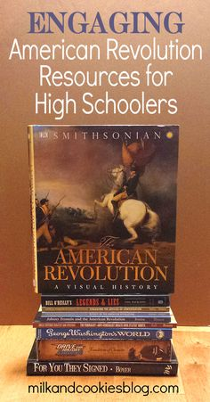 Engaging American Revolution Resources for High Schoolers