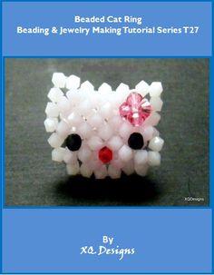DIY Beaded Ring