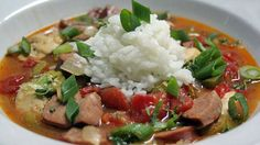 One Great Gumbo with Chicken and Andouille Sausage