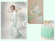 Green Mint wedding...
