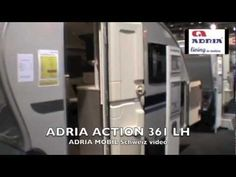 Adria Action 361 LH - YouTube