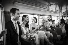 En el autobús.  #mieventoapp