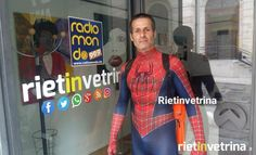 italy's spiderman MAURO MERLINO