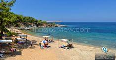 Salonikios Beach, Thassos