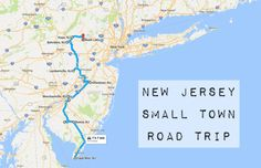 Take This Road Trip Through New Jersey's Most Picturesque Small Towns For A Charming Experience