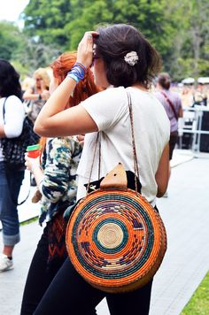 Indien Bag
