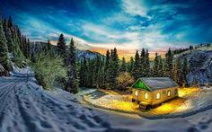 И вот, скоро Новый год, многие хотят уехать с шумных городов и уединиться в уютном домике, где вокруг будет куча снега, белые деревья и замерзшие озера. А ощущать пощипывания мороза на щеках и скрипПодробнее...