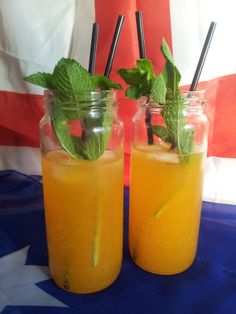 World Cup Cocktail, yay! Brazil-inspired flavours, some delicious Brazilian moscato and lots of tropical punch!