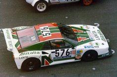 Giro d'Italia Automobilistico 1979   Beta Montecarlo e Rally 037 Club Italia