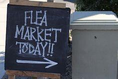 2012 Stockton Summer Bucket List: Visit a flea market! #Stocktonsummer