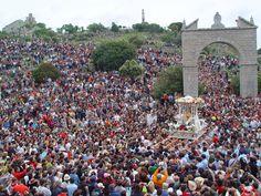 Romería Virgen de la Cabeza, Andújar