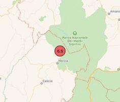 #terremotocentroitalia 6.5