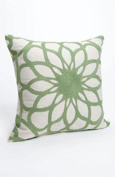 'Dahlia Flower' Pillow