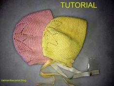 carmenbecares.blogspot.com: TUTORIAL BEBE. CAPOTA ESTRELLA ( tejido: dos agujas)