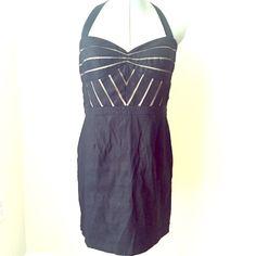 Arden B. Halter Style Dress Arden B. Halter Style Dress Arden B Dresses Backless