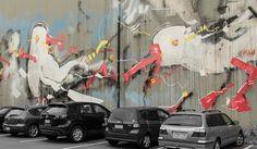 new zealand street art - Google Search