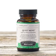 Racing thoughts, nervousness, anxious worry, panic attacks, and hyperactivity may seem more prevalent in modern life, but they've been making life miserable for people for thousands of years. The herb
