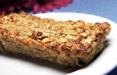 Banana Baked Oatmeal.  Oats, banana, allowed milk or water, allowed sweetener, salt, coconut and optional add-ins like nuts or fruit.