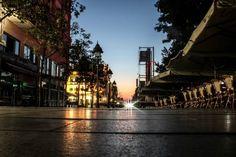 Sunrise, Belgrade, Serbia