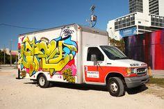 "GOREY - Miami Art Basel 2012. | Check the video: <a href=""http://youtu.be/i5ZIMtIY218"" rel=""nofollow"">youtu.be/i5ZIMtIY218</a>  Photo: Lea Bruno."