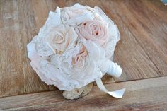 Bridal Bouquet Peonies and Roses. Garden Rustic by handANAhada #bridalbouquet#bouquets