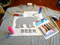 Silhouette Cameo Tutorial: Custom T Shirt with Freezer Paper
