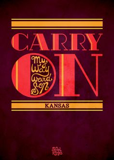 "My favorite classic rock song - Kansas ""Carry On My Wayward Son"""