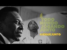 Pelé e Gabriel Jesus - YouTube
