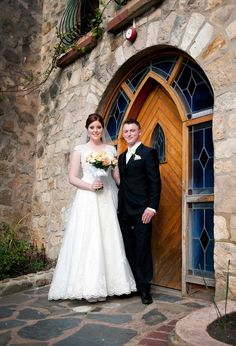 Larni & Daniel's romantic fairytale wedding at Camelot Castle. Daniel and his groomsmen dressed by Ferrari Formalwear | Photography by: Sven Studios | Groom | Groomsmen | Suit | Wedding |