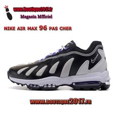 Herr Nike Air Max 97 OG GS Skor All Vit 884421 004