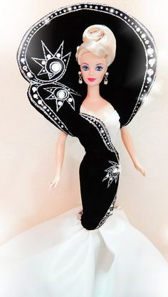 Diamond Dazzle Barbie Doll 1997 Jewel Essence Collection