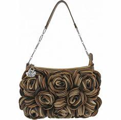 Velvet Rose Velvet Bouquet Bag