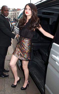 Selena Gomez Music, Selena Gomez Outfits, Selena Gomez Pictures, Selena Gomez Style, Marie Gomez, Celebs, Celebrities, Cool Outfits, Female
