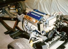 Exploded view of a Chevy small block Di Pinterest