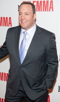 Kevin James // missin your belly my man, studly either way <3